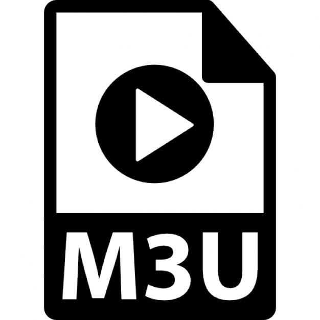 скачать файлы m3u