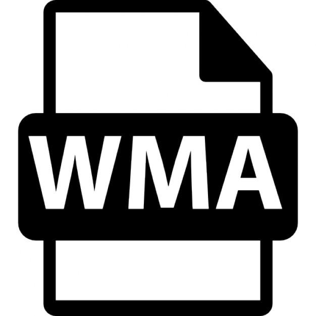 WMAファイル形式の変種 アイコン...