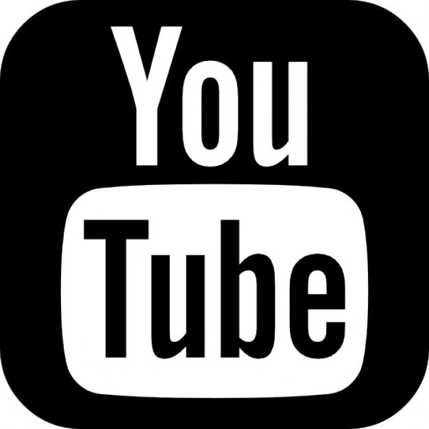 Youtube логотип иконы | скачать.