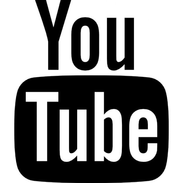 youtubeのロゴ アイコン 無料ダウンロード