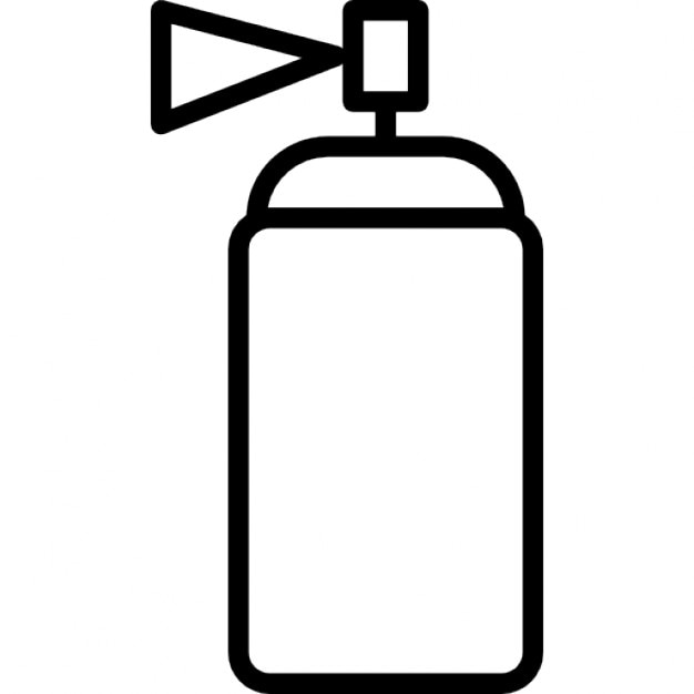 paint spray can outline icons free download rh freepik com spray paint can vector spray can vector free download