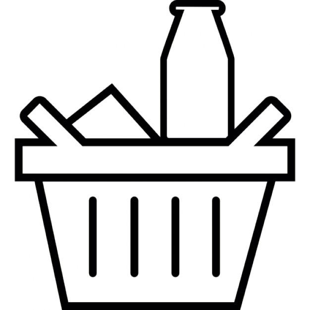 picnic box ios 7 interface symbol icons free download