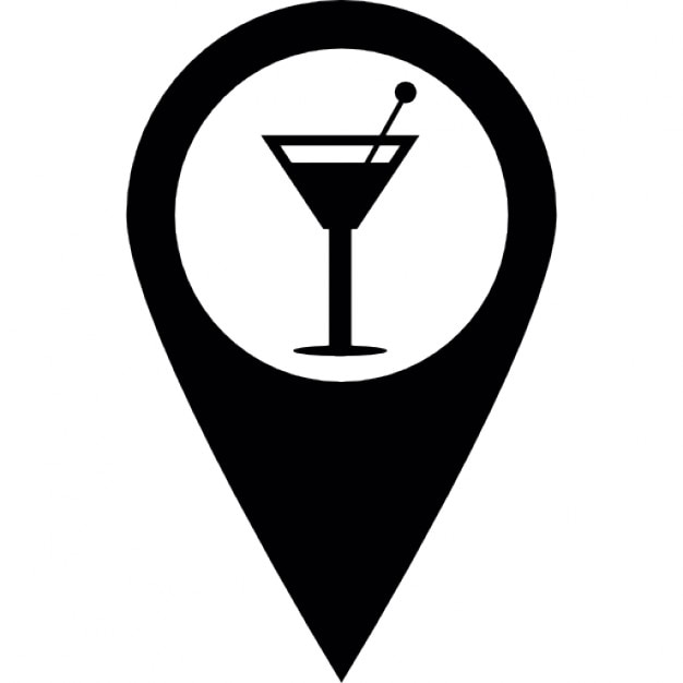 Pins Maps Bar Icons Free Download - How to pin a map
