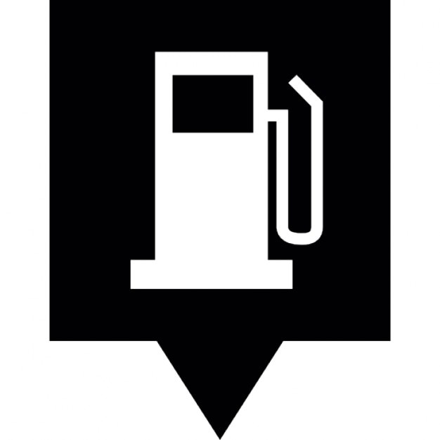 Pins maps gas station Icons | Free Download