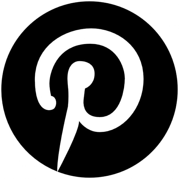 pinterest logo icons free download