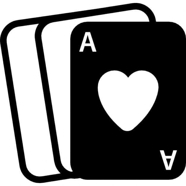 Poker Playing Cards Icons Free Download