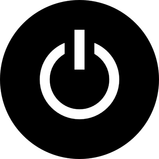 power button symbol icons free download power button logo for companies power button lockout fix