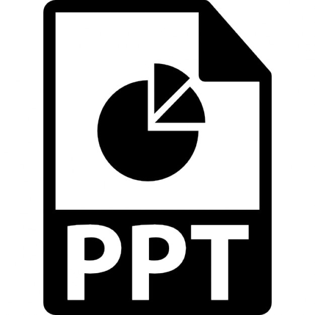 ppt file format icons free download