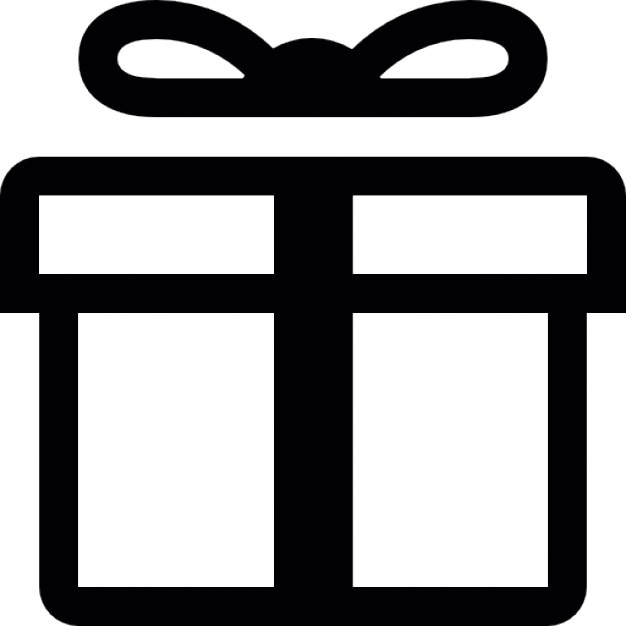 Present box Icons Free Download