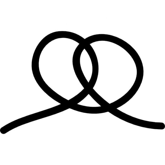 Pretzel Ios 7 Interface Symbol Icons Free Download
