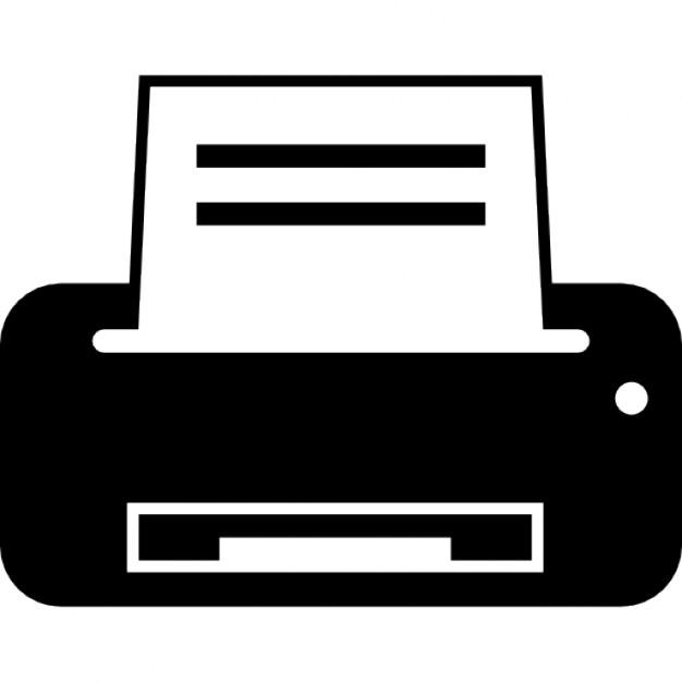 Image result for printer symbols