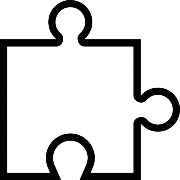 Puzzle Piece Ios  Interface Symbol Icons  Free Download