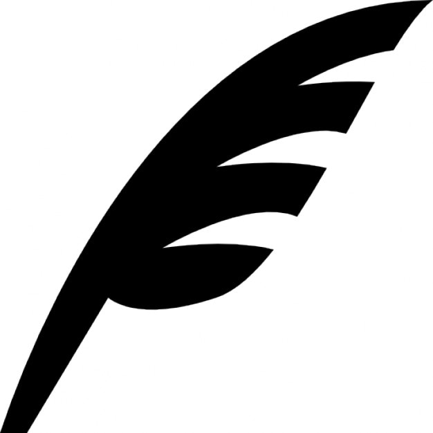 Quill, feather, plume Icons | Free Download