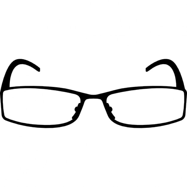Eyeglass Frame Vector : Eyeglasses Rectangular Vectors, Photos and PSD files ...