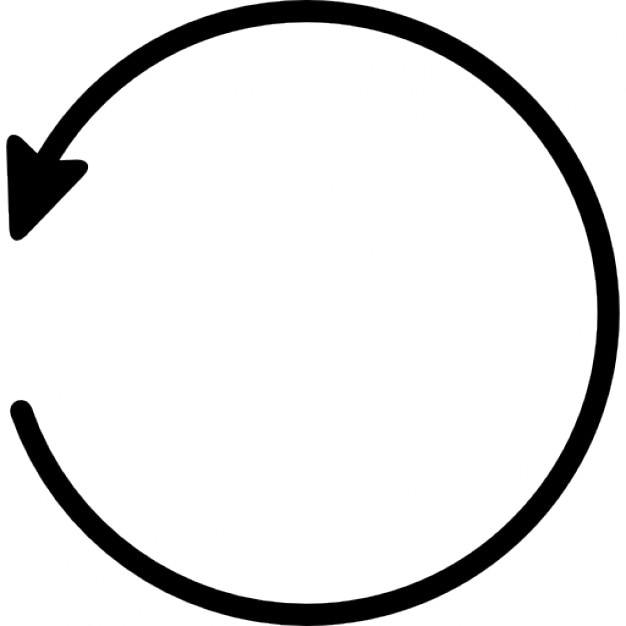 circle arrow logo