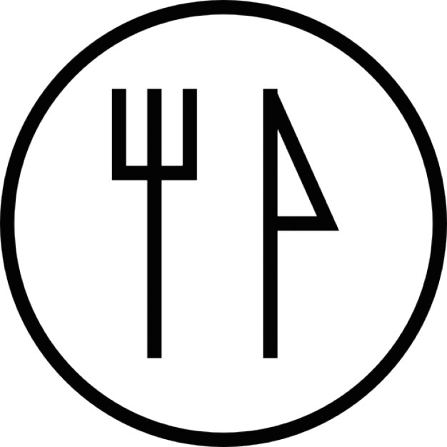 Restaurant symbol