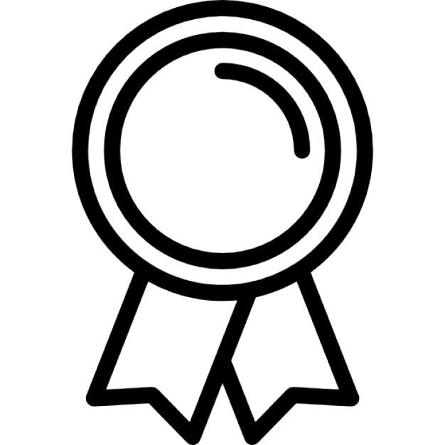 reward symbol in a circle icons free download