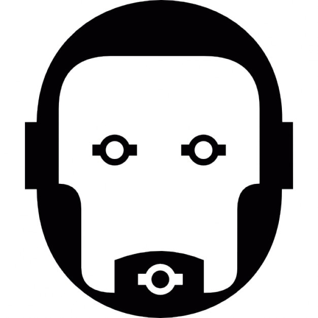 robot face icons | free download