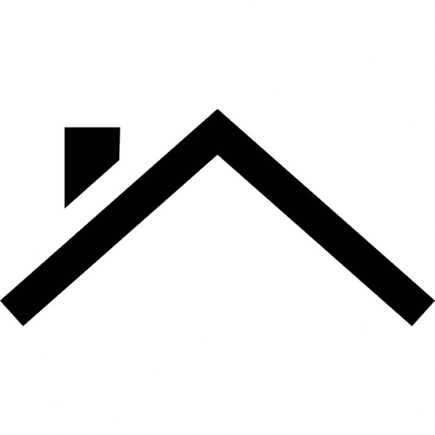 Roofer Vector Roof house Icons | Fre...