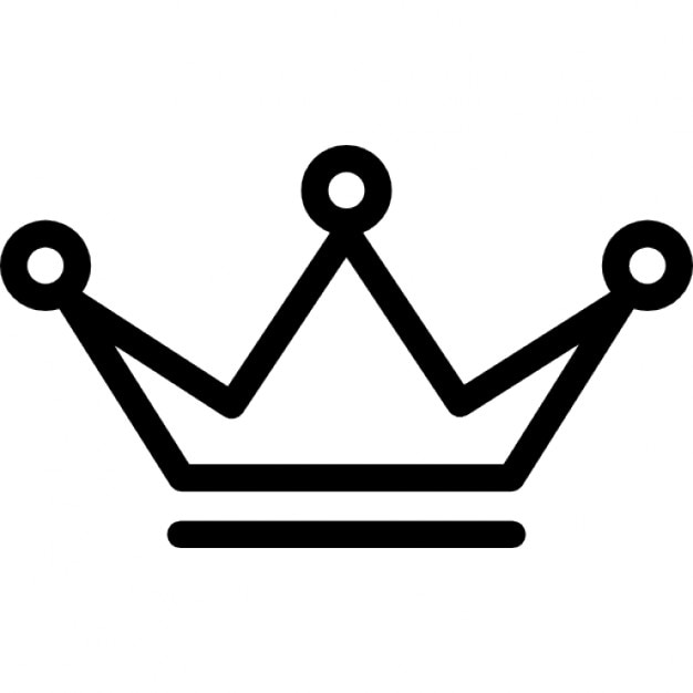 crown outline