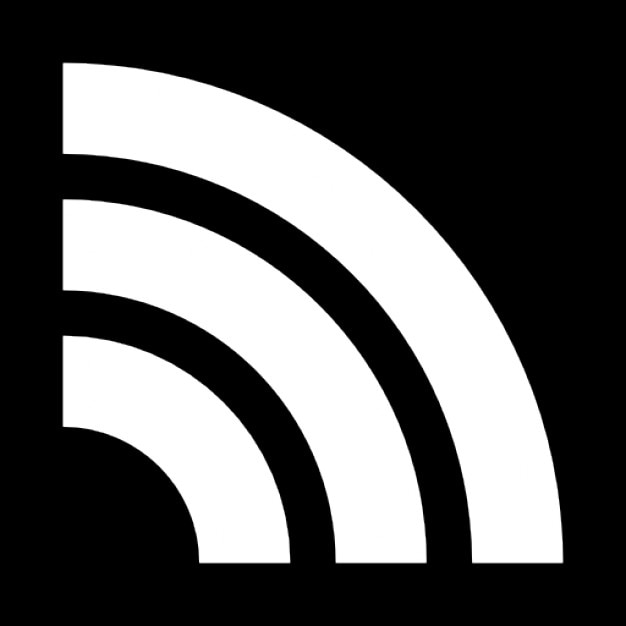 Rss Feeds Symbol For Facebook Icons Free Download