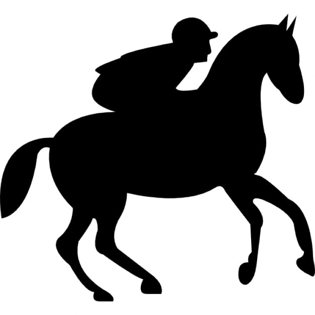 Running horse with jockey icons free download running horse with jockey free icon maxwellsz