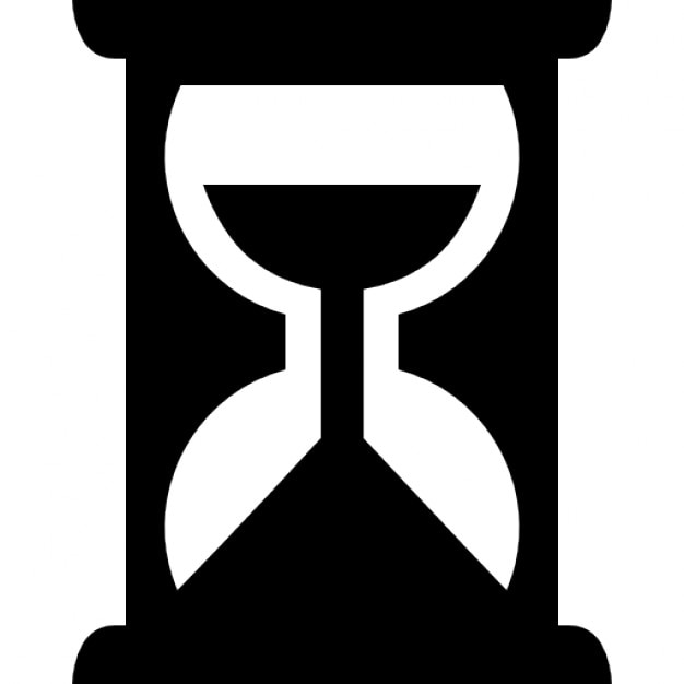 Sand Clock Variant Symbol For Business Icons Free Download