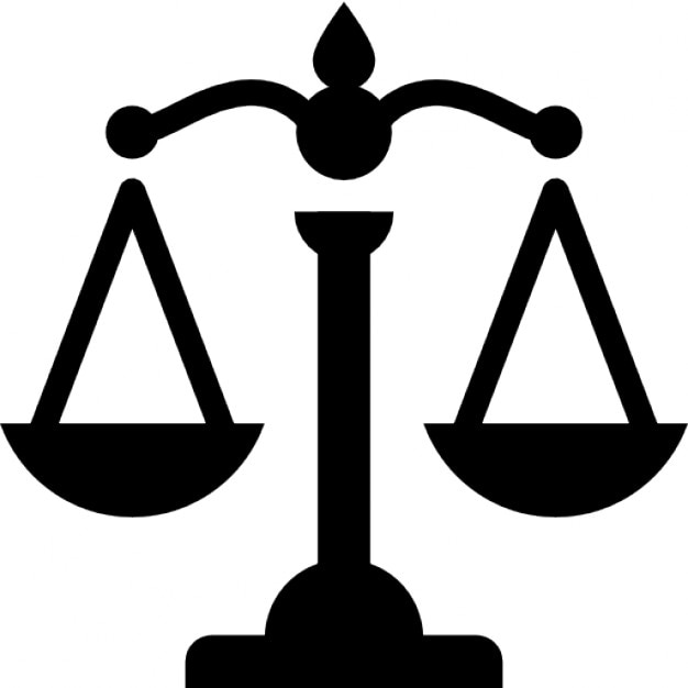 scales representing justice icons free download rh freepik com scales of justice vector free download scales of justice vector download
