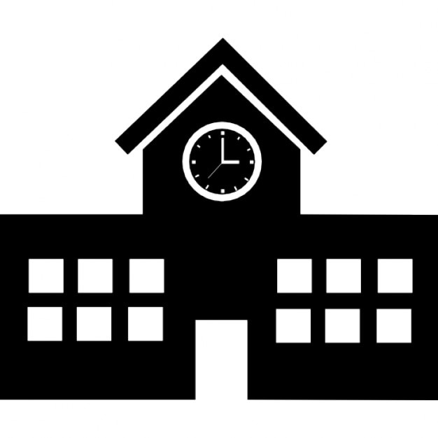 Symbols For School Building school building icons free download