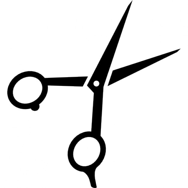 tools for haircut scissors opened tool icons free 3211 | scissors opened tool 318 57940