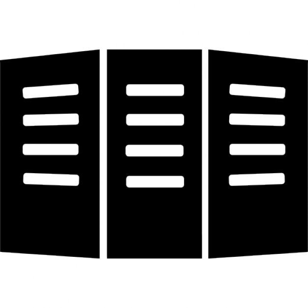 servers interface symbol icons free download