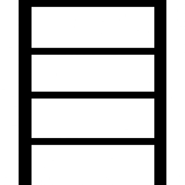 Shelves empty Icons | Free Download
