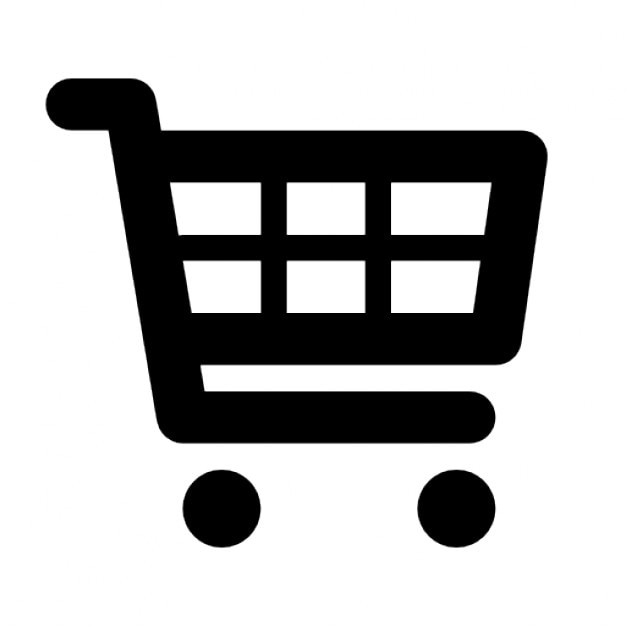 Shopping cart 1 Free Icon