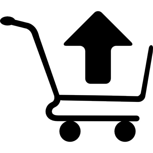 shopping cart remove item symbol icons free download