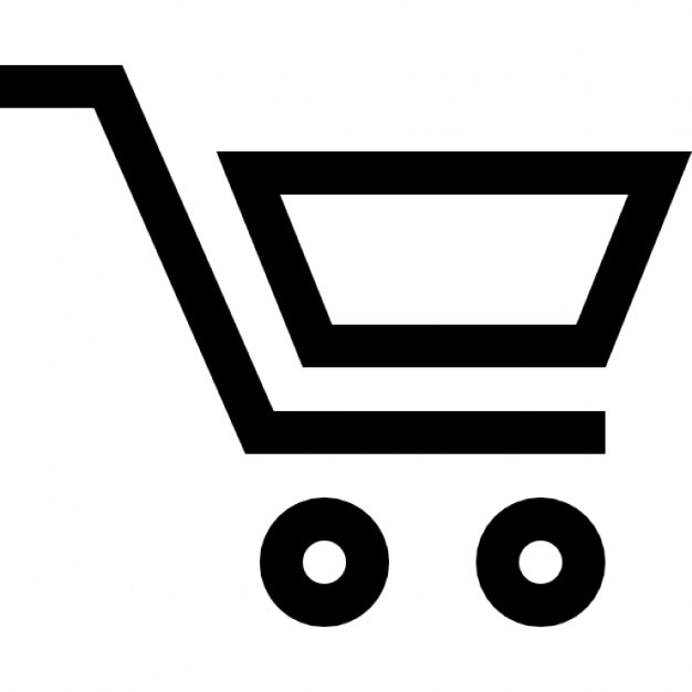 Shopping Cart Symbol For E Commerce Icons Free Download