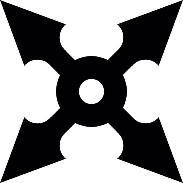 Shuriken ninja icons free download - Shuriken dessin ...