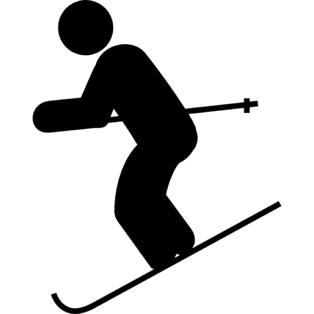 Image result for skiing icon