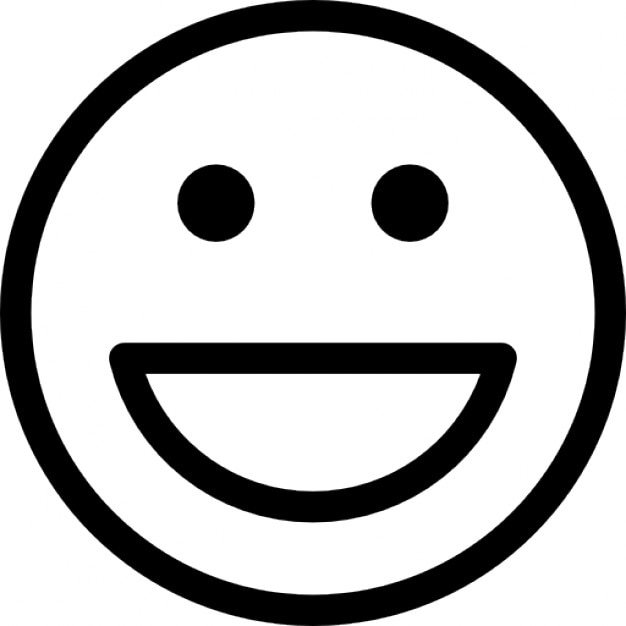 Smile Emoticon Icons Free Download
