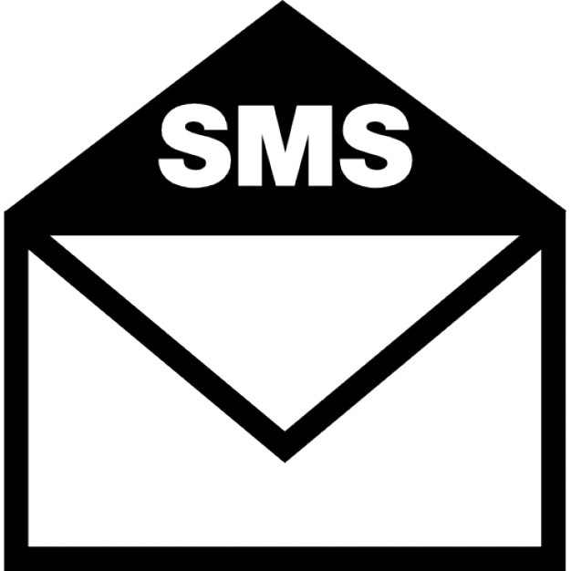 Sms Letter Envelope Interface Symbol Icons Free Download