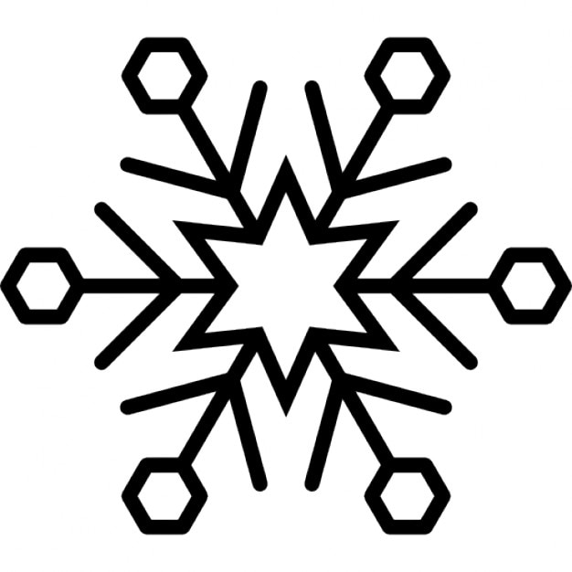 snowflake bullet point
