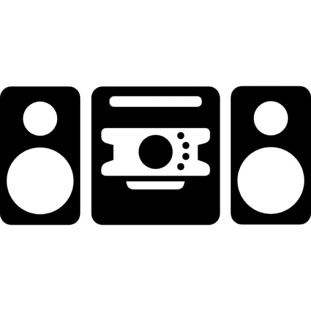sound system clipart. sound system free icon clipart i