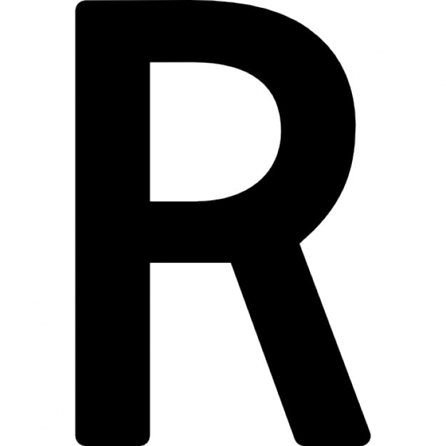 symbol for south african rand