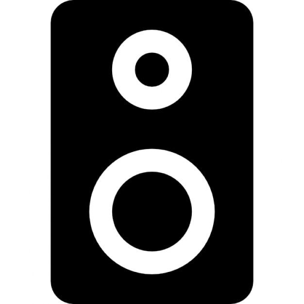 Speaker Audio Tool Symbol Icons Free Download