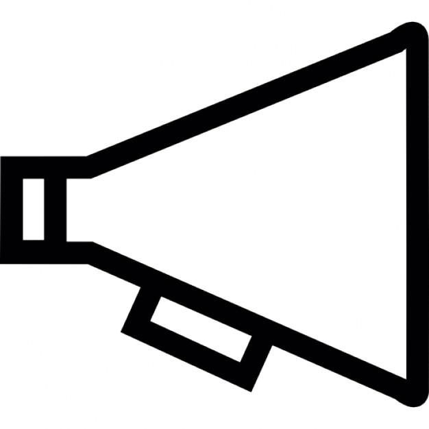 Speaker Loud Ios 7 Interface Symbol Icons Free Download