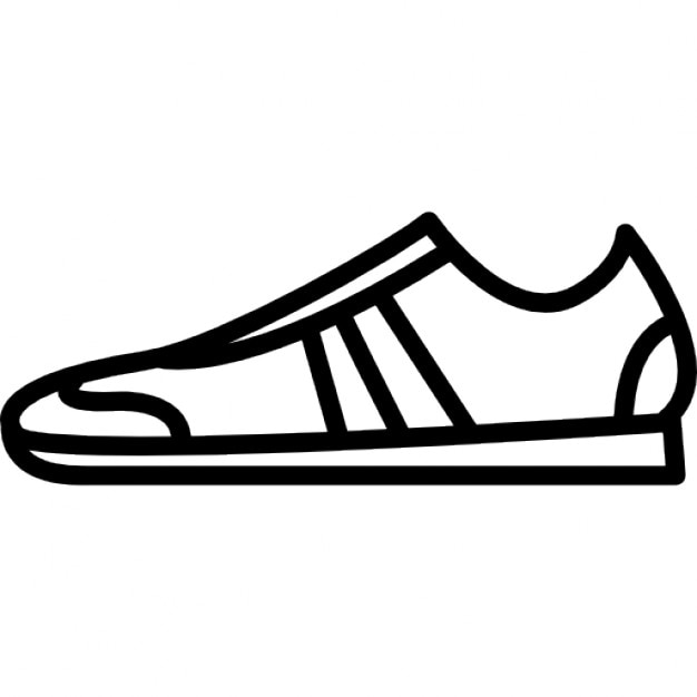 Sneaker Coloring Book Download Outlined Shoe Vectors Photos And PSD Files Free