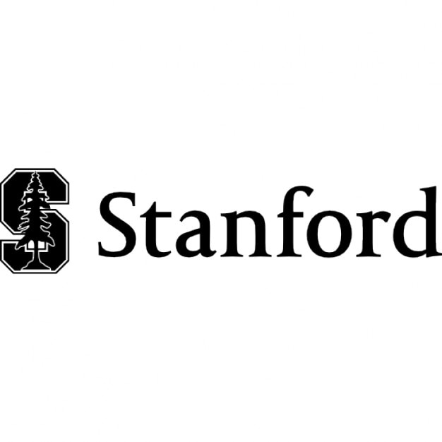 Stanford University Logo Free Icon