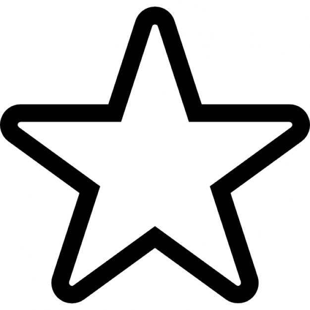 Star outline icons free download star outline free icon sciox Gallery