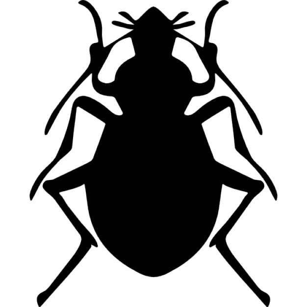 Stink bug insect shape Icons | Free Download