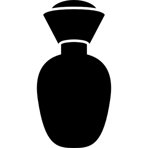 Stylish perfume bottle Icons   Free Download