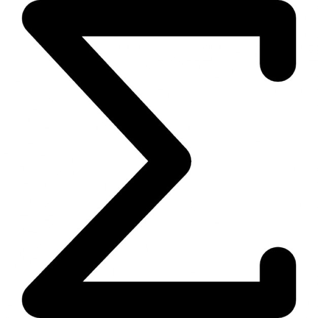 Symbol Summe